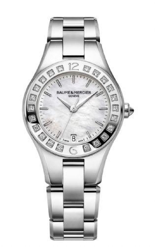 BAUME & MERCIER Linea Diamond Ladies Watch 10072